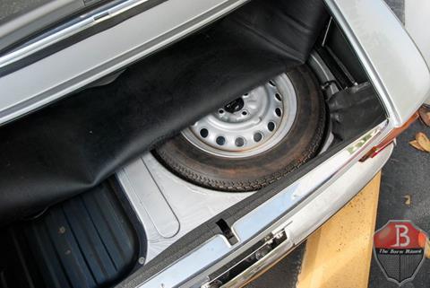1967 Alfa Romeo GTV6