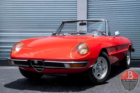 1971 Alfa Romeo Spider for sale in Miami, FL