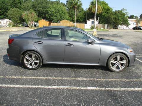 2012 Lexus IS 250 for sale in North Charleston, SC