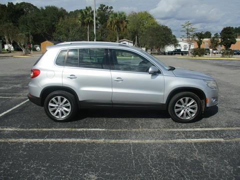 2009 Volkswagen Tiguan for sale in North Charleston, SC