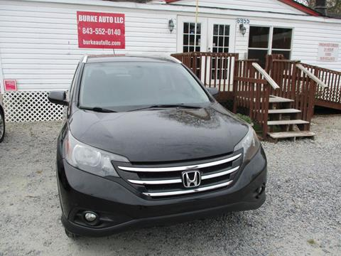 Honda Charleston Sc >> Used Honda Cr V For Sale In North Charleston Sc Carsforsale Com