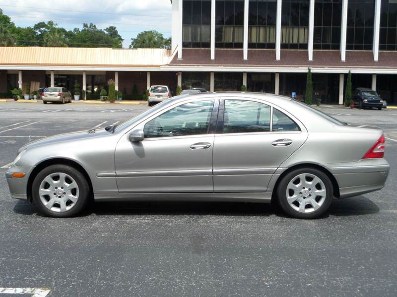 2005 Mercedes Benz C Class C240 4MATIC AWD 4dr Sedan   North Charleston SC