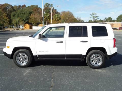 2012 Jeep Patriot for sale in North Charleston, SC