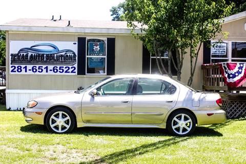 2004 Infiniti I35 for sale in Spring, TX