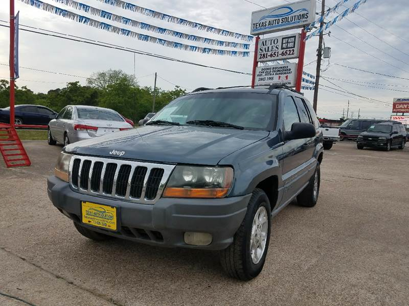 2001 Jeep Grand Cherokee Laredo 2WD 4dr SUV   Spring TX
