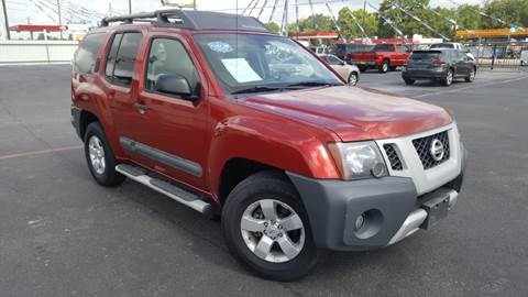 2012 Nissan Xterra for sale in Houston, TX
