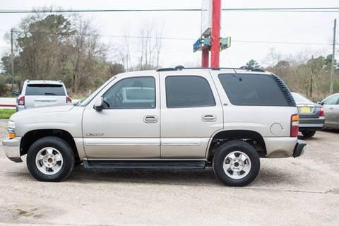 2000 Chevrolet Tahoe for sale in Houston, TX