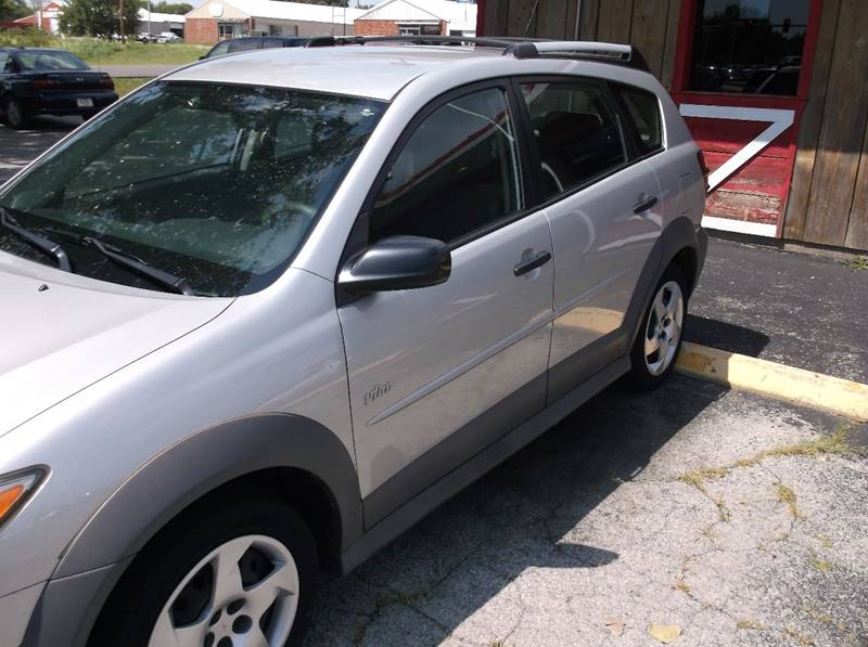 2004 Pontiac Vibe for sale at Bourbon County Cars in Fort Scott KS