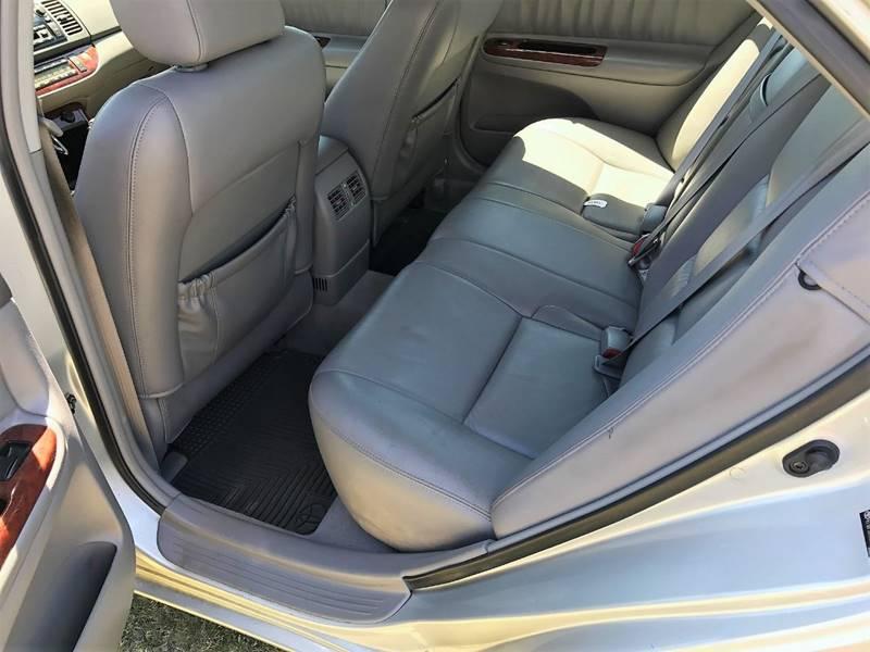 2005 Toyota Camry XLE V6 4dr Sedan - Fort Mill SC