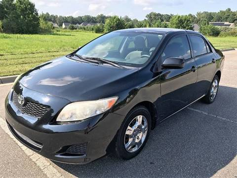 2009 Toyota Corolla for sale in Fort Mill, SC