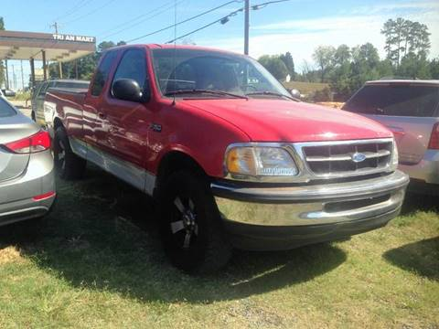 2003 Ford F-150 for sale in Fort Mill, SC