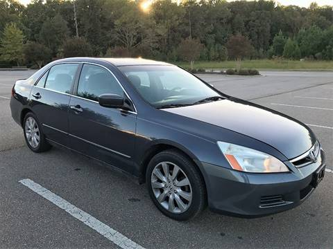 2007 Honda Accord for sale in Fort Mill, SC