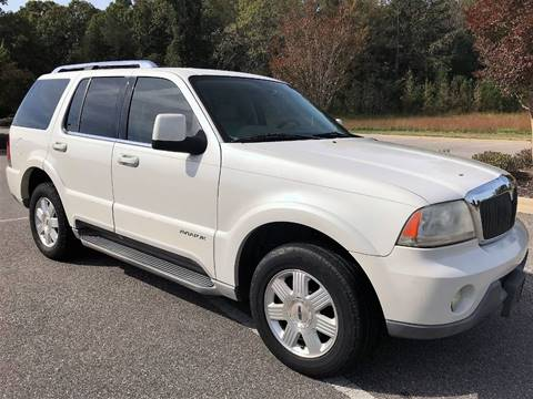2004 Lincoln Aviator for sale in Fort Mill, SC