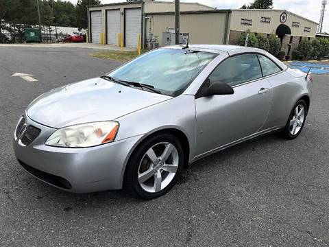 2008 Pontiac G6 for sale in Fort Mill, SC