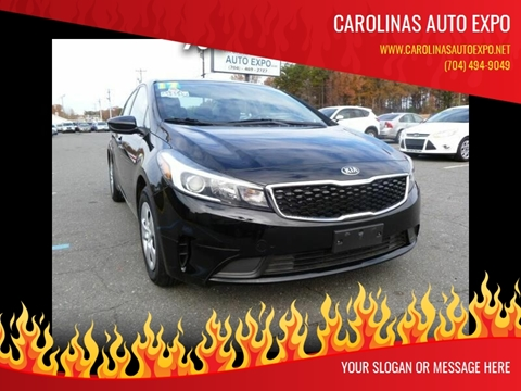 2017 Kia Forte for sale in Indian Trail, NC