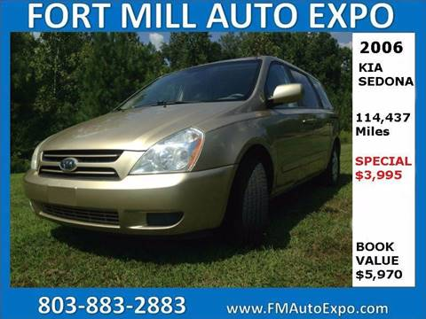 2006 Kia Sedona for sale in Fort Mill, SC