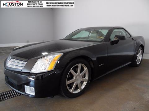 2005 Cadillac XLR for sale in Houston, TX
