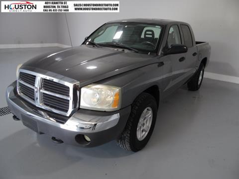 2005 Dodge Dakota for sale in Houston, TX