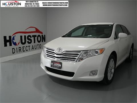 2012 Toyota Venza for sale in Houston, TX