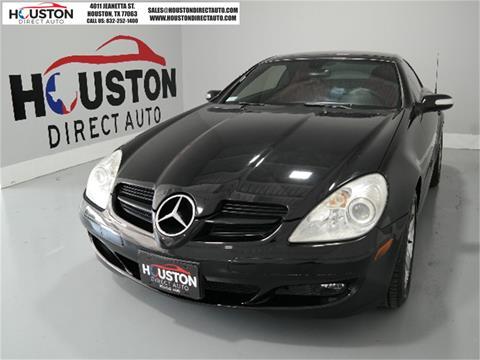 2007 Mercedes-Benz SLK for sale in Houston, TX