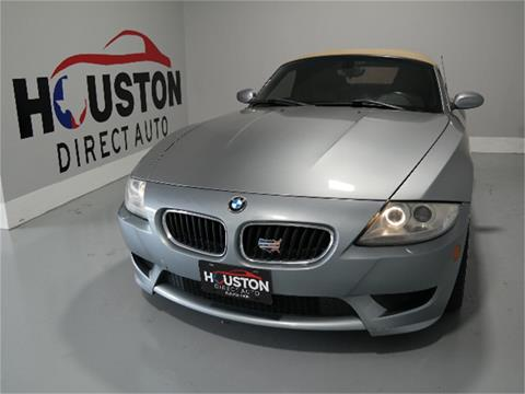 2006 BMW Z4 M for sale in Houston, TX