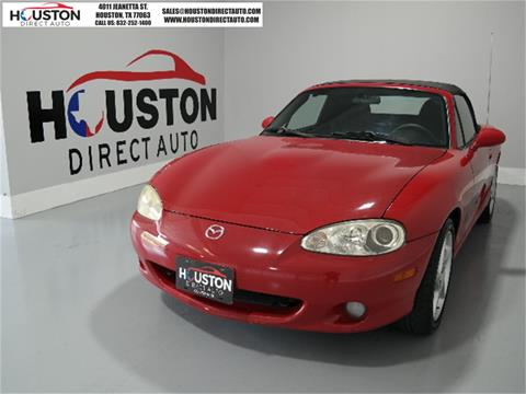 2003 Mazda MX-5 Miata for sale in Houston, TX
