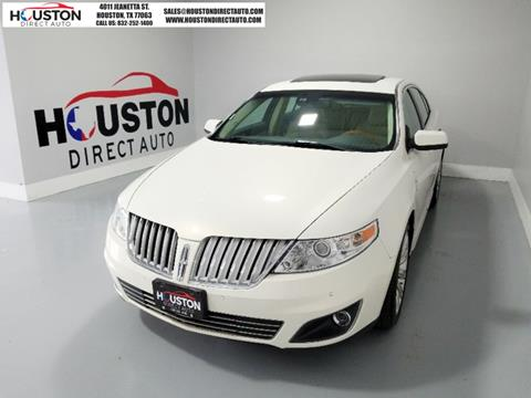 2012 Lincoln MKS for sale in Houston, TX