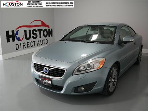 2011 Volvo C70 for sale in Houston, TX
