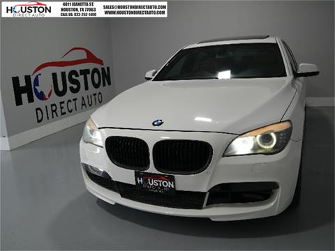 2012 BMW 7 Series for sale in Houston, TX
