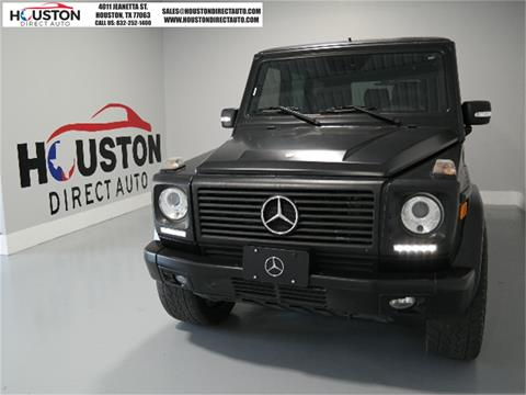 2008 Mercedes-Benz G-Class for sale in Houston, TX