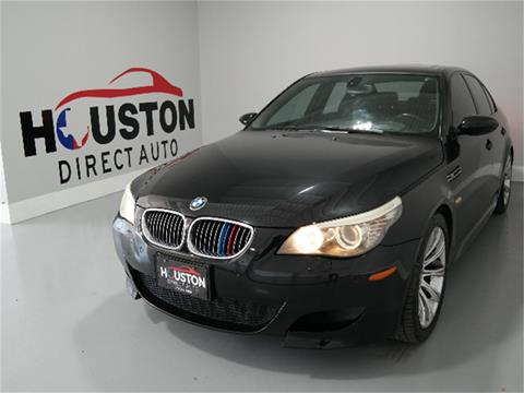 2008 BMW M5 for sale in Houston, TX