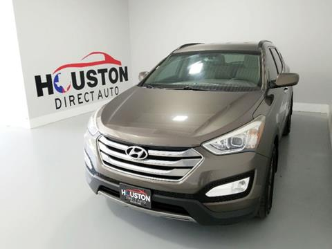 2013 Hyundai Santa Fe Sport for sale in Houston, TX