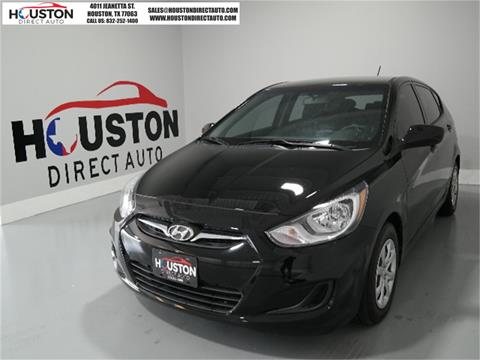 2014 Hyundai Accent for sale in Houston, TX