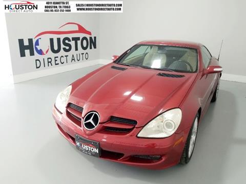 2006 Mercedes-Benz SLK for sale in Houston, TX