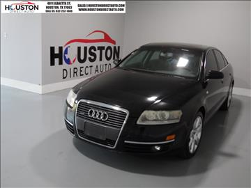 2006 Audi A6 for sale in Houston, TX