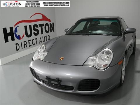 2004 Porsche 911 for sale in Houston, TX