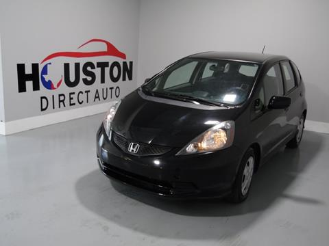 2013 Honda Fit for sale in Houston, TX
