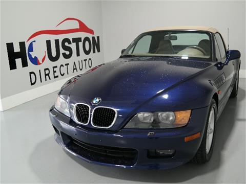 1997 BMW Z3 for sale in Houston, TX
