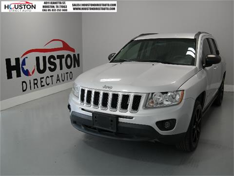 2011 Jeep Compass for sale in Houston, TX