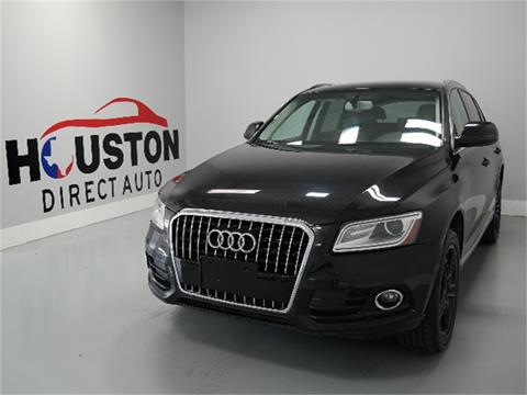 2013 Audi Q5 for sale in Houston, TX