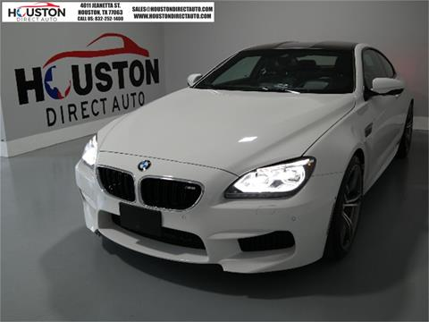 2014 BMW M6 for sale in Houston, TX