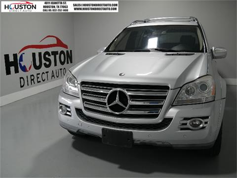 2009 Mercedes-Benz GL-Class for sale in Houston, TX