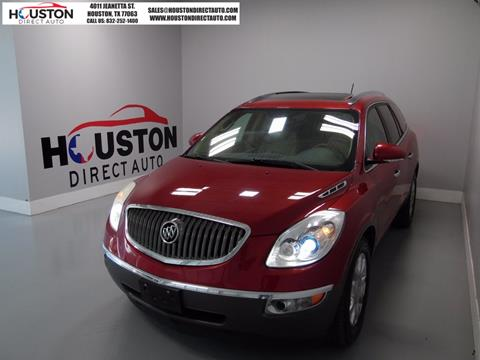 2012 Buick Enclave for sale in Houston, TX