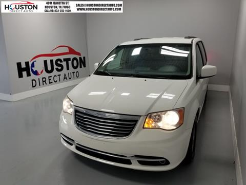 2012 Chrysler Town and Country for sale in Houston, TX