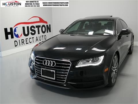 2014 Audi A7 for sale in Houston, TX
