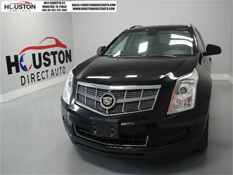 2010 Cadillac SRX for sale in Houston, TX