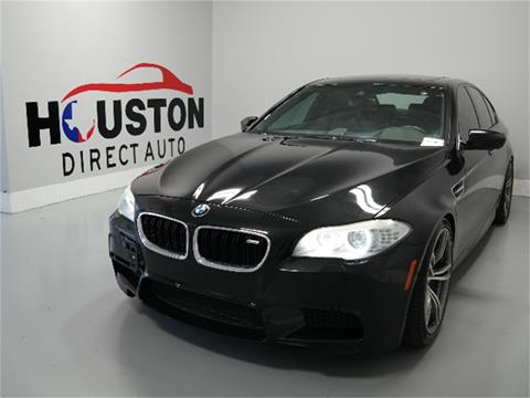 2013 BMW M5 for sale in Houston, TX