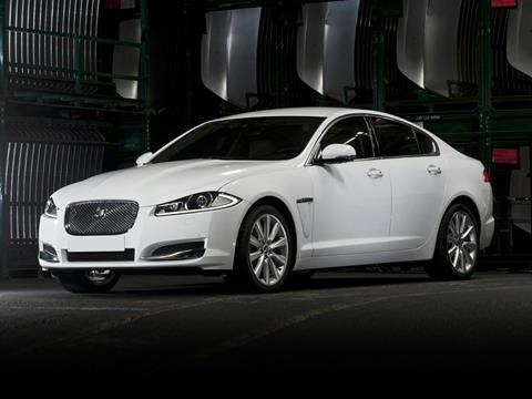 2013 Jaguar XF for sale in Houston, TX