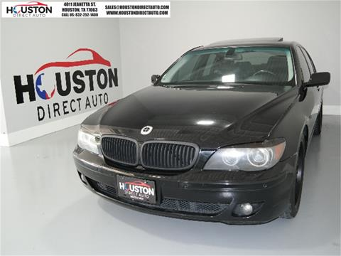 2006 BMW 7 Series for sale in Houston, TX