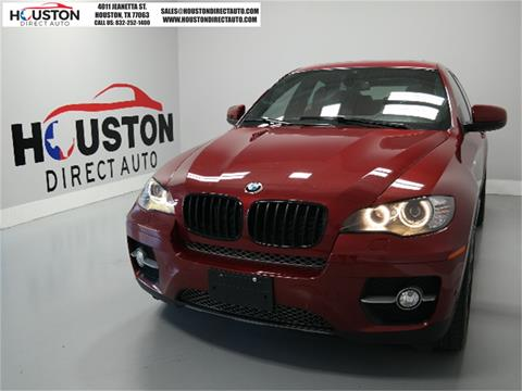 2012 BMW X6 for sale in Houston, TX